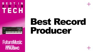 Who is the best record producer of 2018?