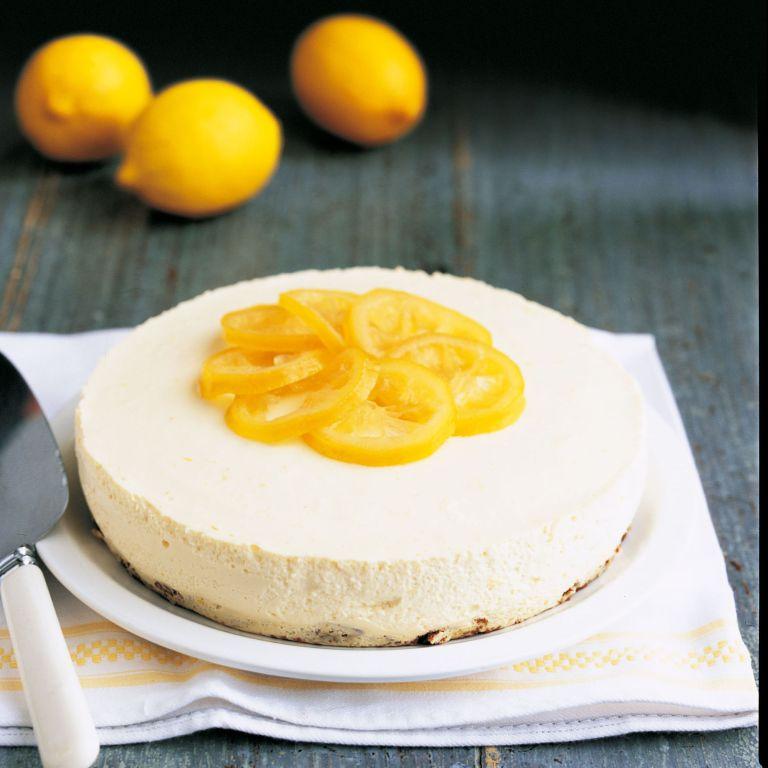 Lemon Ricotta Cheesecake Recipe-cake recipes-recipe ideas-new recipes-woman and home