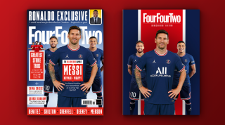 Get your hands on the latest issue of FourFourTwo magazine – available in print or on iPad and iPhone – from Wednesday, October 20