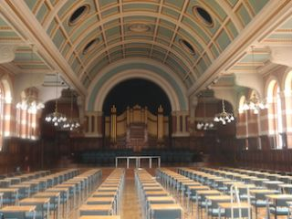 Renkus-Heinz Iconyx Improves Audio Clarity in University of Reading's Great Hall
