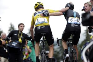Chris Froome's Tour de France crash shows 'you have to stay focused' say Team Sky