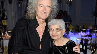Brian May and Jer Bulsara