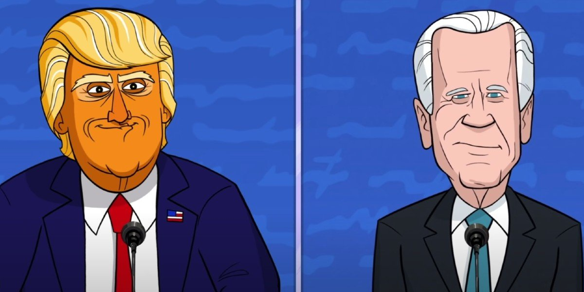 The Key To Our Cartoon President's Trump And Biden Actor Keeping His Impressions Accurate