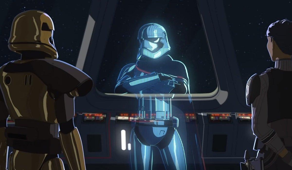 Star Wars: Resistance Phasma