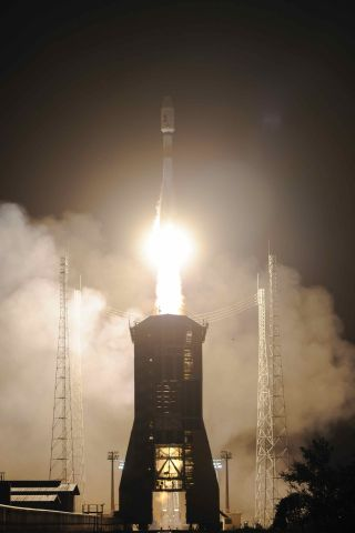 Europe's Gaia Spacecraft Blasts Off