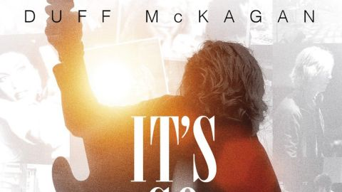 Duff McKagan It's So Easy (And Other Lies): Live At The Moore DVD cover