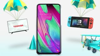 Pick up a free Nintendo Switch right now with this Black Friday-beating EE phone deal