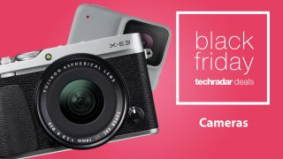 Black Friday camera deals / Fujifilm X-E3