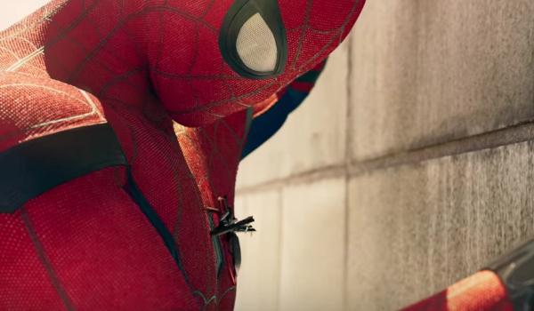 Spider-Man's Surveillance Drone