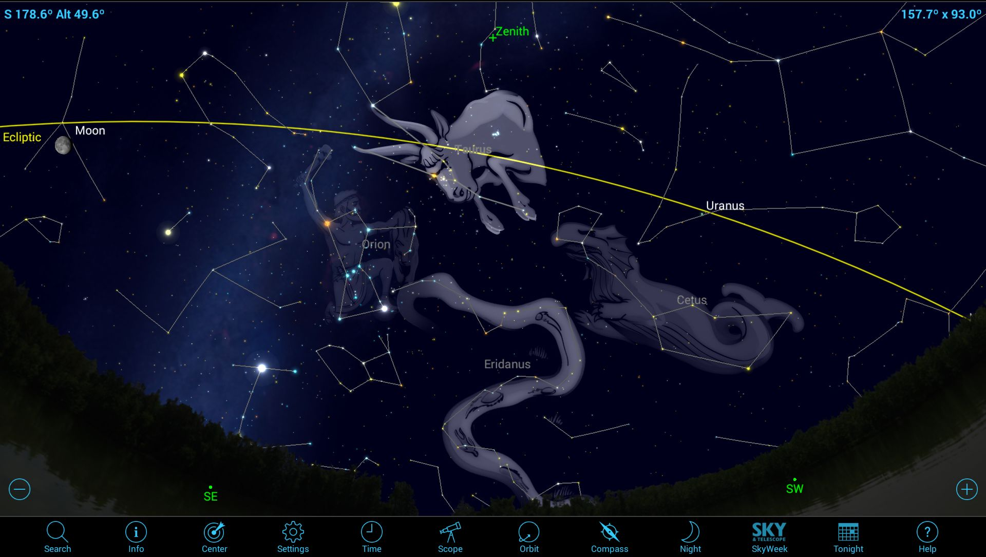Winter Skywatching: See Taurus, the Angry Bull | Space