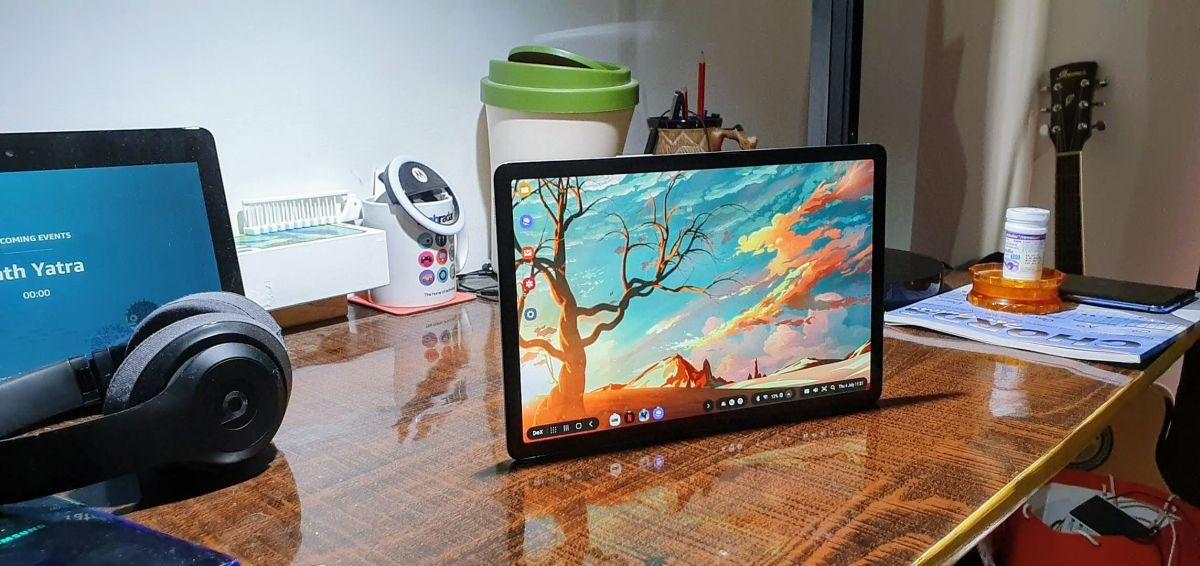 Samsung Galaxy Tab S5e review   TechRadar
