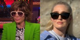 Why Real Housewives Of Beverly Hills' Lisa Rinna Doesn't Think Erika Jayne Knew About Tom Girardi's Alleged Crimes