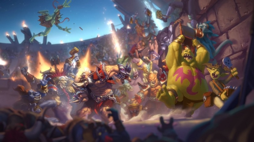 Hearthstone designer wants to know why people aren't playing it as much