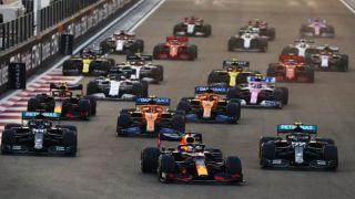 Formula 1 in streaming