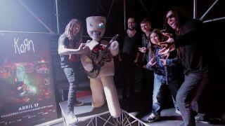 Korn with Tye Trujillo