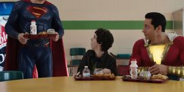 Will Shazam 2 Feature A Real Henry Cavill Superman Cameo? Here's What The Director Said