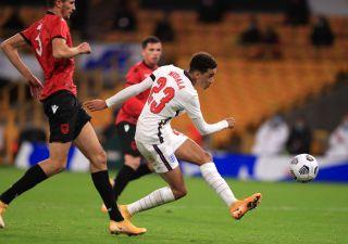 England U21 v Albania U21 – UEFA Euro Under 21 Qualifying – Group 3 – Molineux