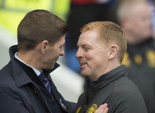 Rangers v Celtic – Ladbrokes Scottish Premiership – Ibrox