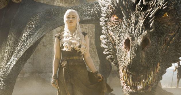 Game of Thrones season 6 Emelia Clarke Daenerys Targaryen