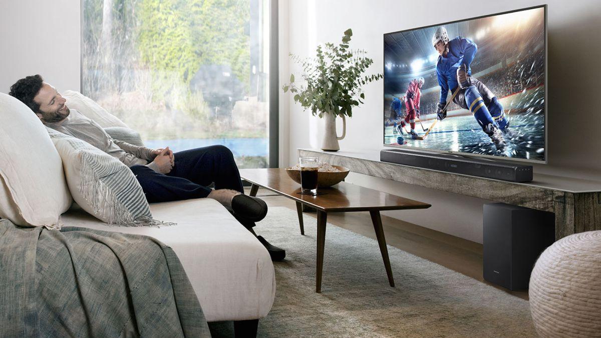 Samsung Hw K850 Soundbar With Dolby Atmos Review Techradar