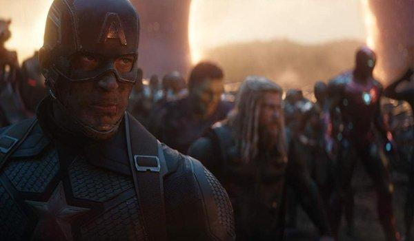 Avengers Endgame Avengers assemble