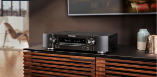 Marantz launches NR1510 and NR1710 slimline AV receivers