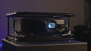 A high-lumen projector in Epson's EB-PU1000 range