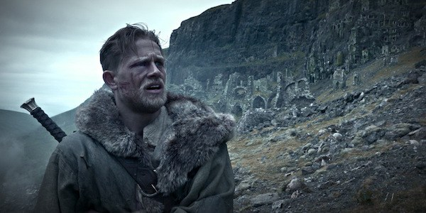 Charlie Hunnam King Arthur Legend of the Sword
