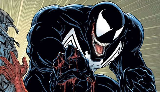 Image result for venom comics