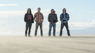 The Red Fang lineup