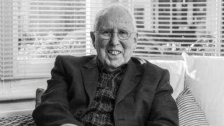 Peter Eden, shot for Prog in Hadleigh, January 2017