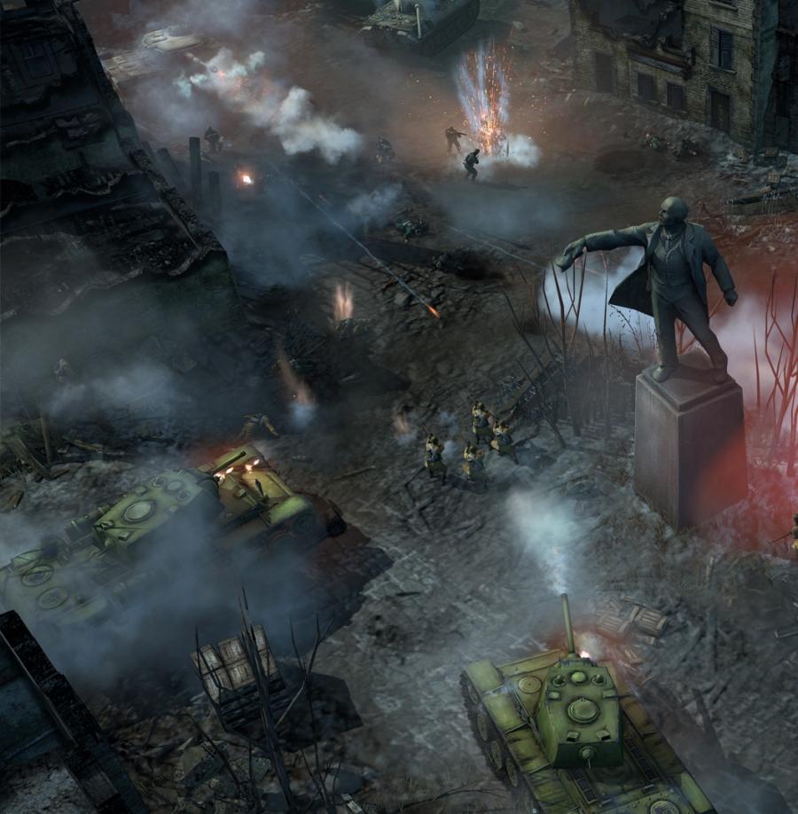 Company Of Heroes 2 DirectX 11 Screenshots Released - CINEMABLEND