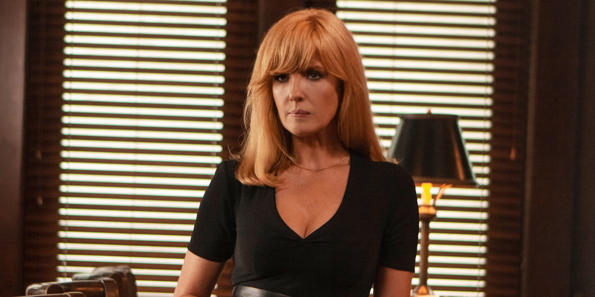 Why Yellowstone's Kelly Reilly Isn't Afraid To Be Unlikable As Beth Dutton