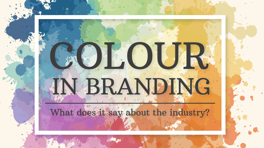 What colours say about your brand identity and industry