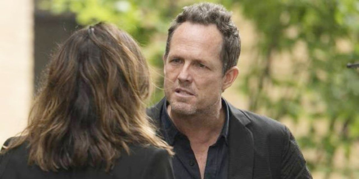 Dean Winters on Law and Order: SVU