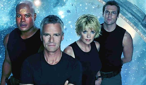 Stargate SG-1 Science Fiction