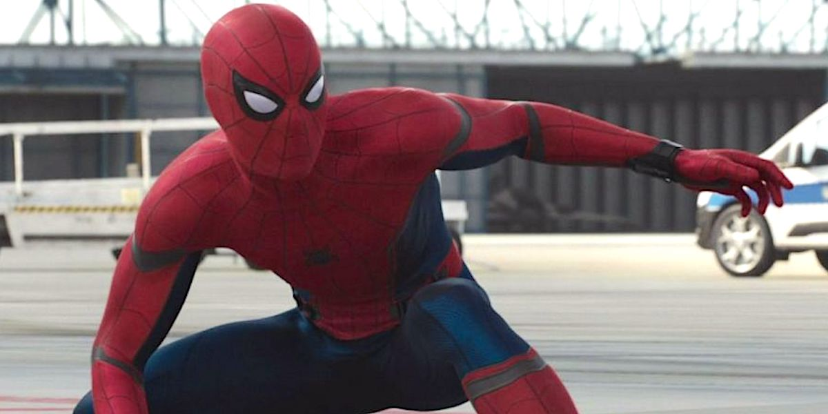 Spider-Man in Captain America: Civil War (2016)