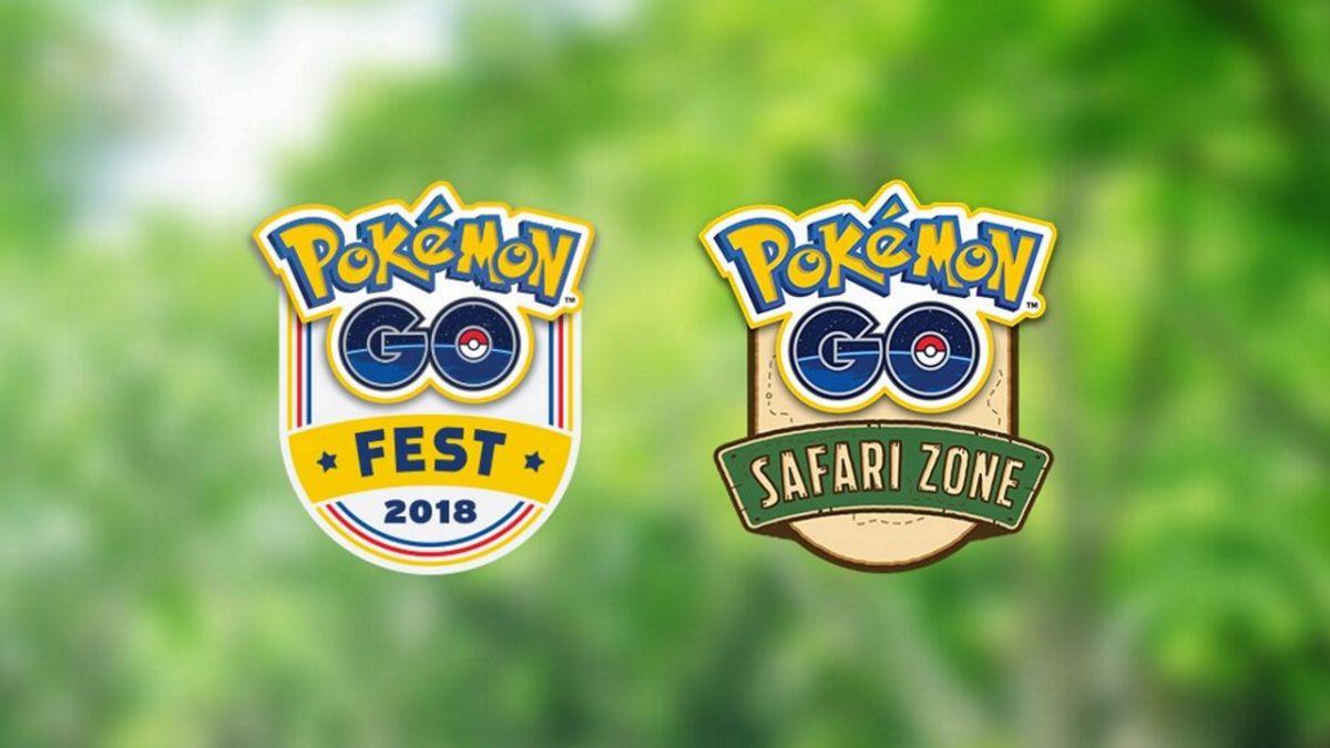 Pokémon GO Fest 2018 - YouTube