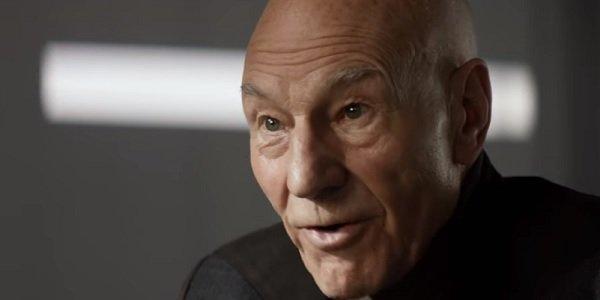 Jean-Luc Picard Star Trek: Picard CBS All Access