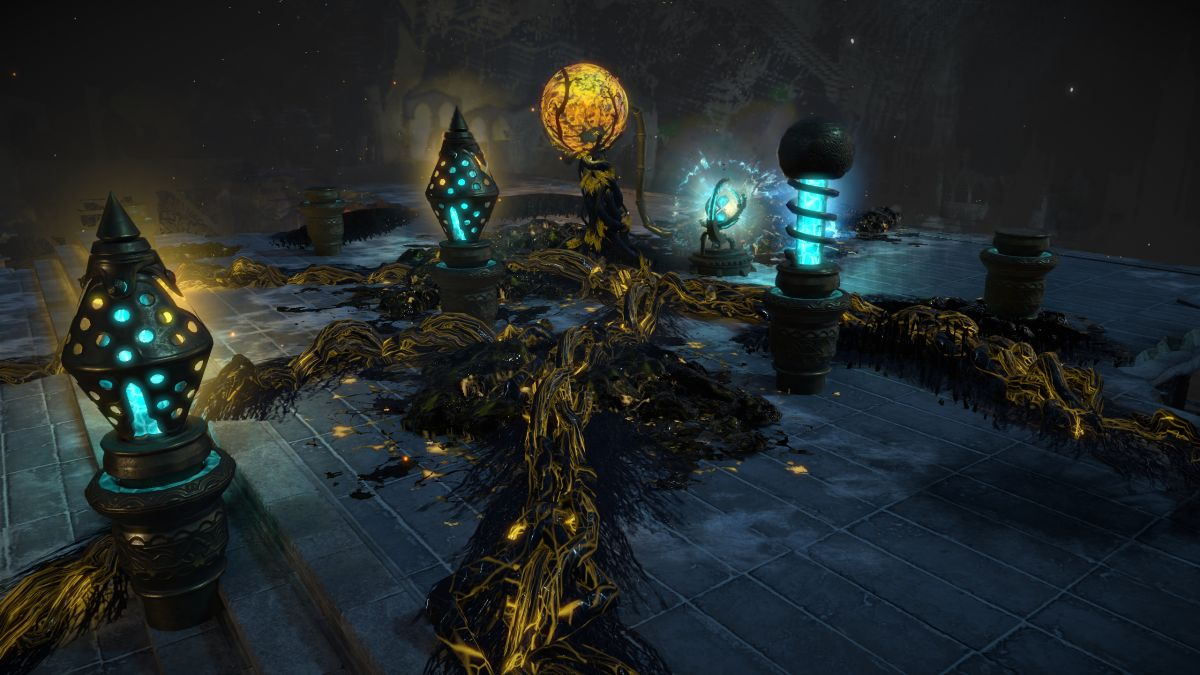 Path of Exile Blight expansion: Tower defense comes to Path
