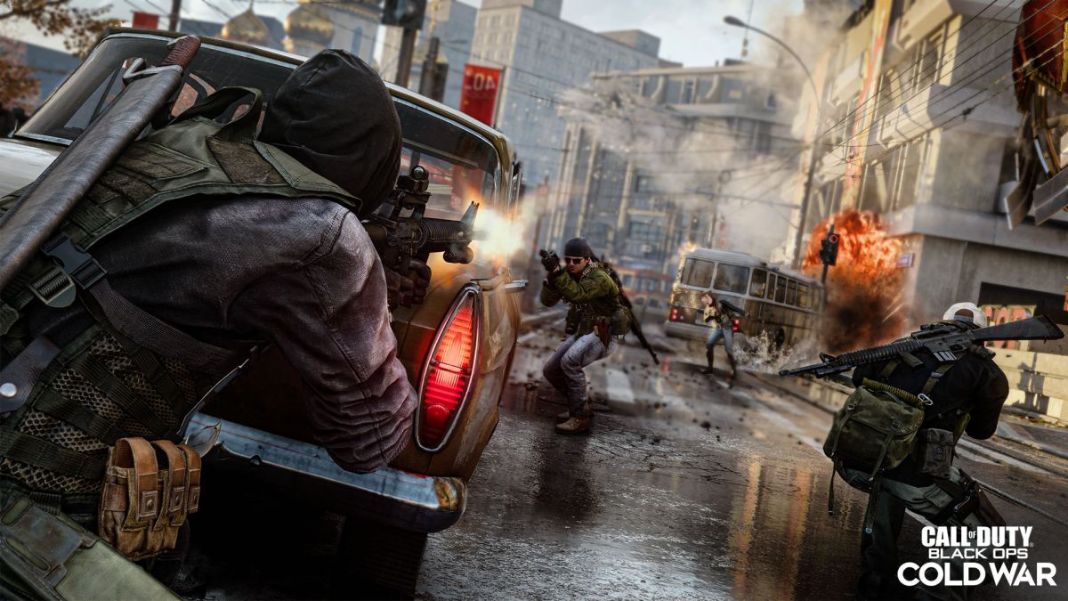Call of Duty: Black Ops Cold War is already full of cheaters – GamesRadar