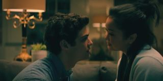 Lana Condor and Noah Centineo in To All The Boys: Always And Forever