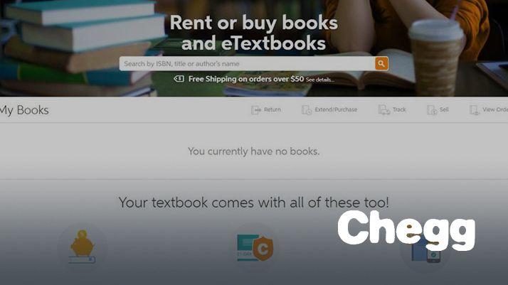 Best Textbook Rental Sites 2019 - Online Book Rental Reviews