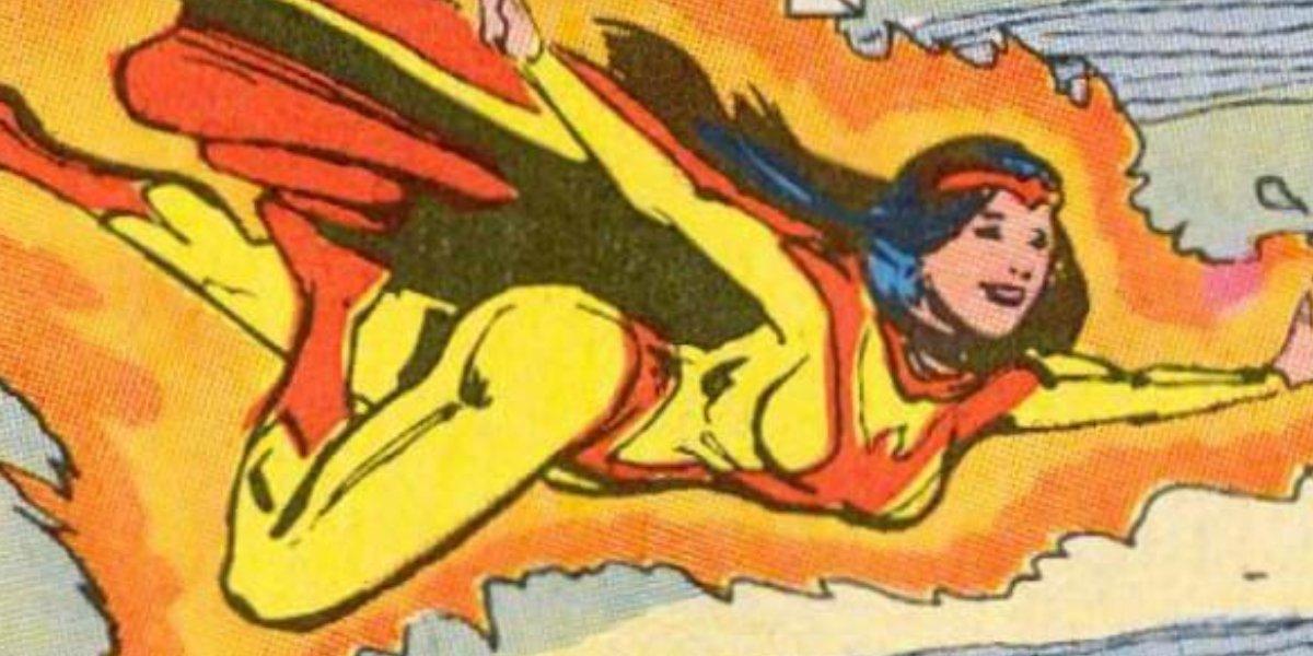 Bonita Juarez is Firebird