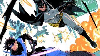 Nightwing #84