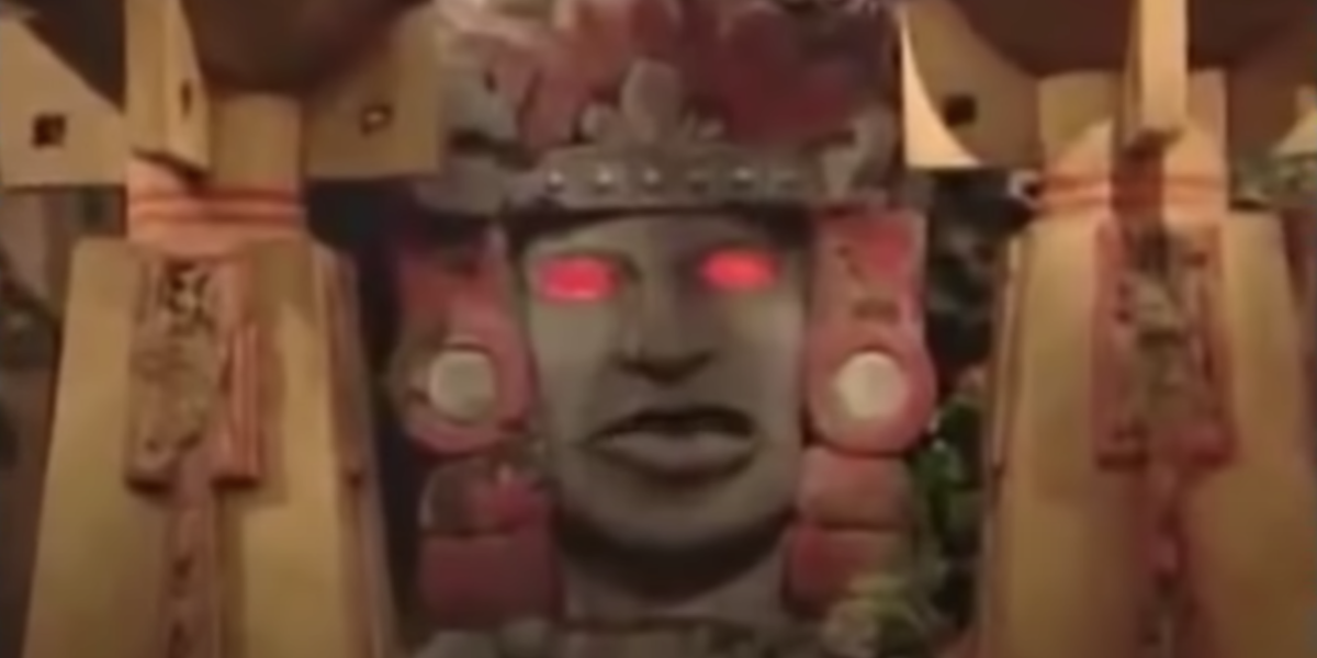 Nickelodeon's Legends Of The Hidden Temple Reboot Is Happening With Some Big Changes