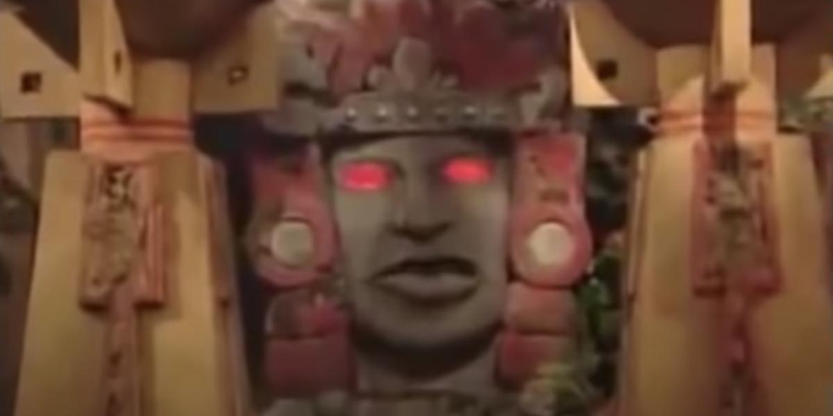 Legends of the Hidden Temple screenshot