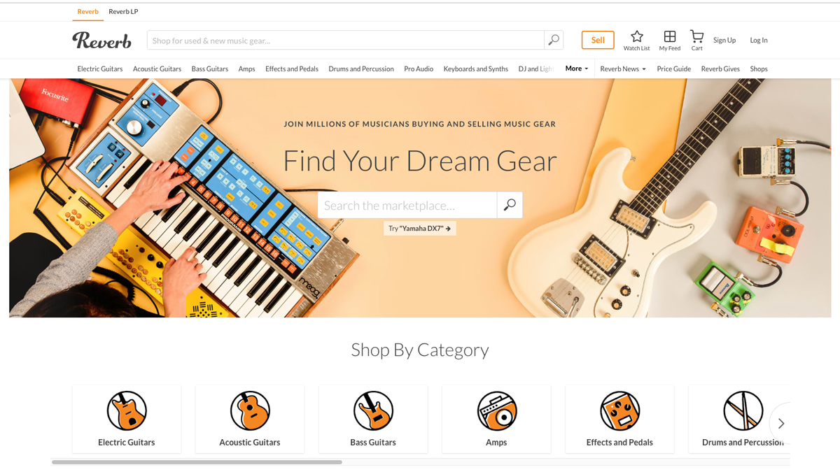 Reverb sold: Etsy acquires the musicians' marketplace for $275 million | MusicRadar