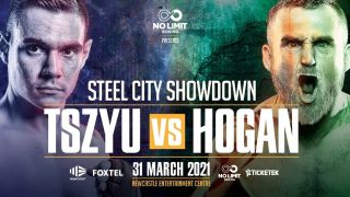 Tszyu v Hogan live stream: start time, PPV, how to watch the boxing from anywhere
