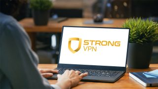 StrongVPN on a PC